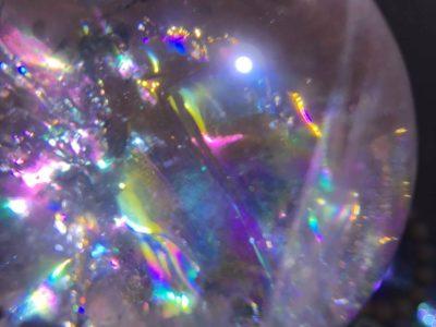 絶対好きになっちゃう!魅力の水晶、アイリススフィア♪